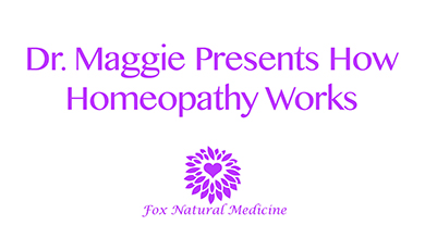 How Homeopathy Works